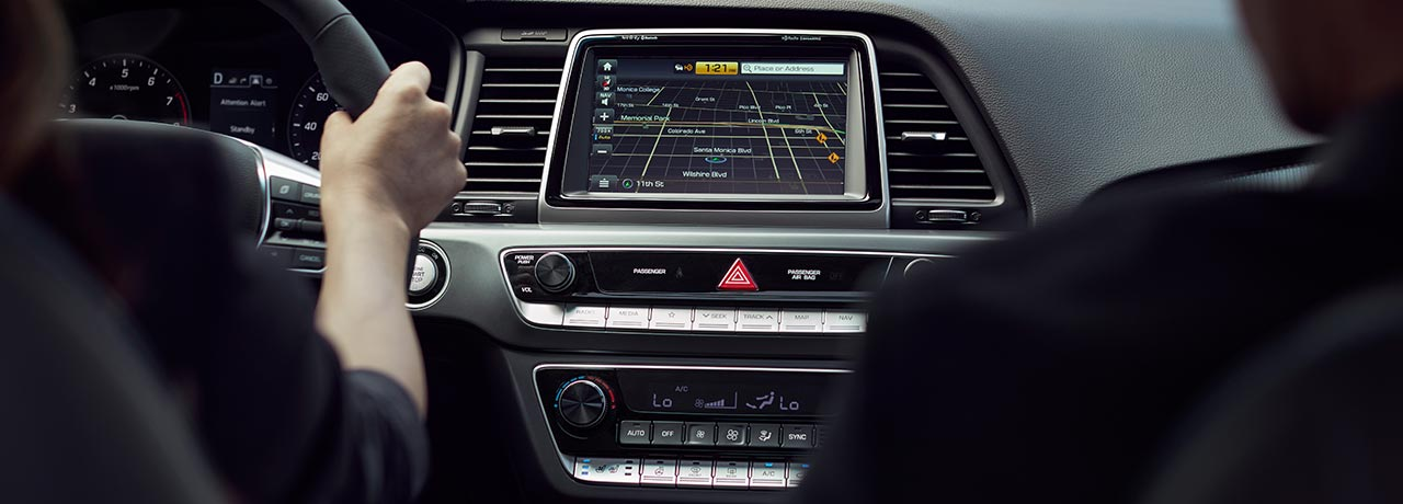 Dual Climate Controls for 2018 Sonata