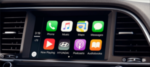 Get Apple CarPlay on your new Elantra at Lia Hyundai in Hartford