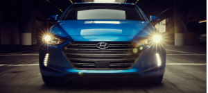 New Elantra Headlights - Lia Hyundai Enfield, CT