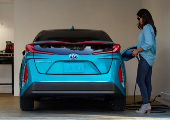 2017 Prius Prime For Sale or Lease | Lia Toyota in Northampton