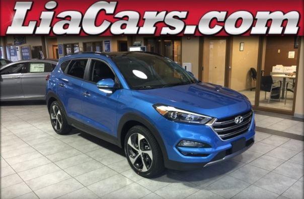 2016 Hyundai Tucson For Nearspringfield Lia Enfield Ct